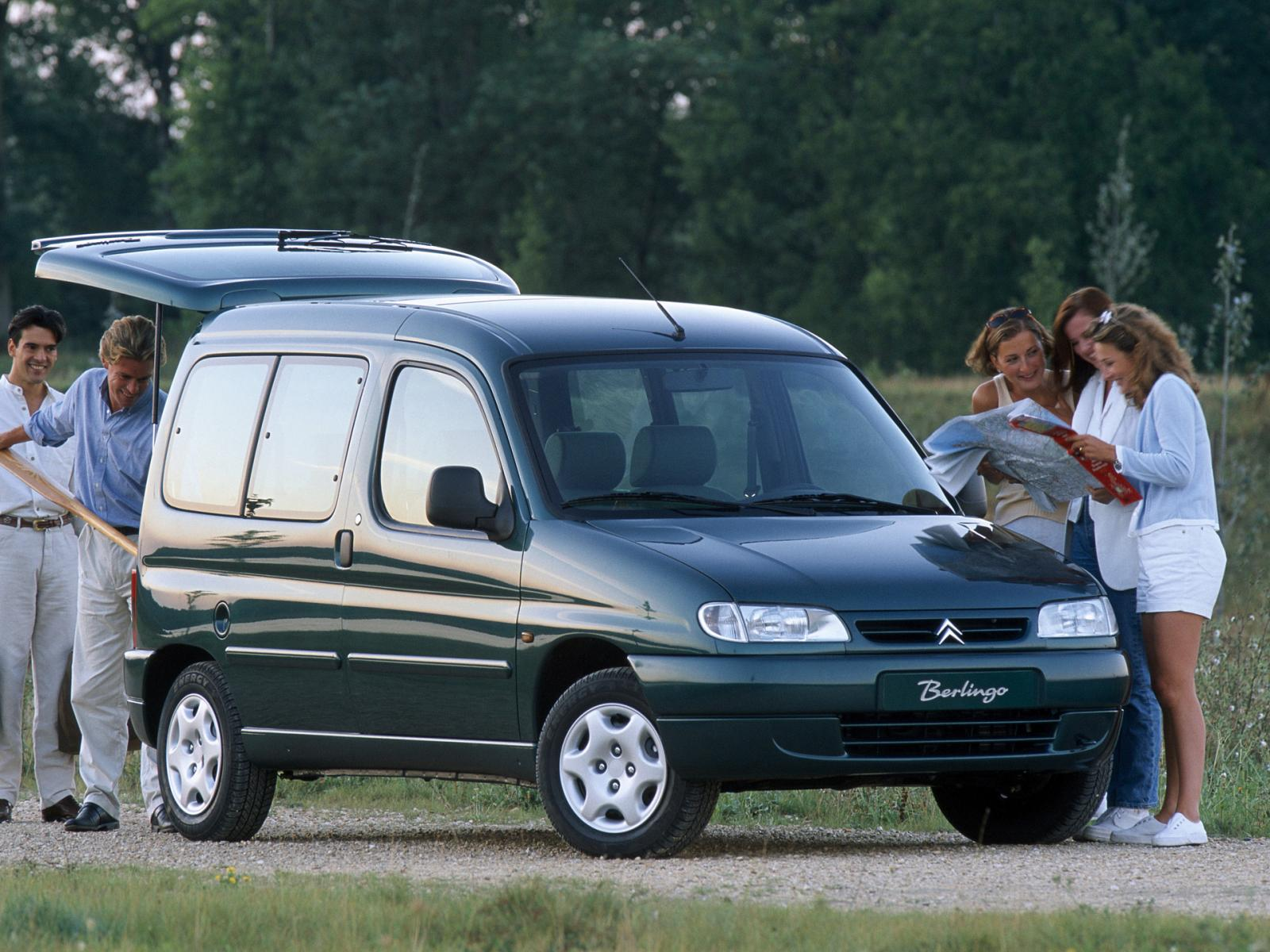 Berlingo Multispace 1996