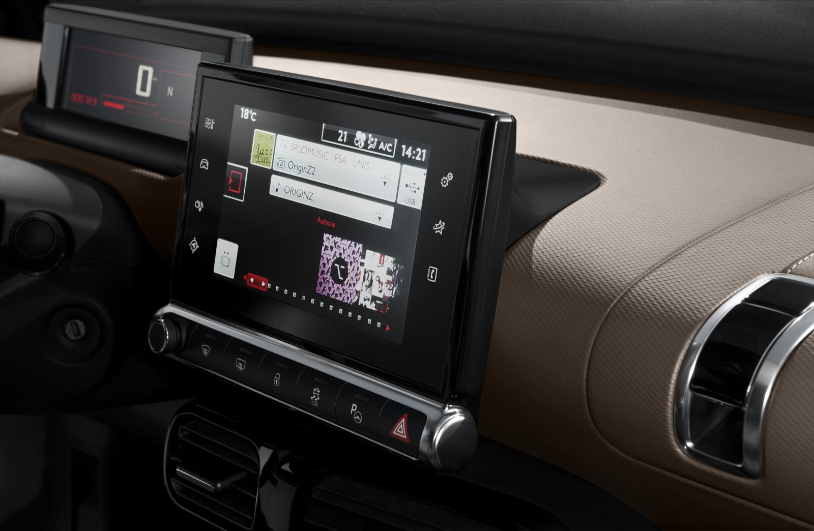C4 Cactus Shine edition 2014 tablette tactile 7''